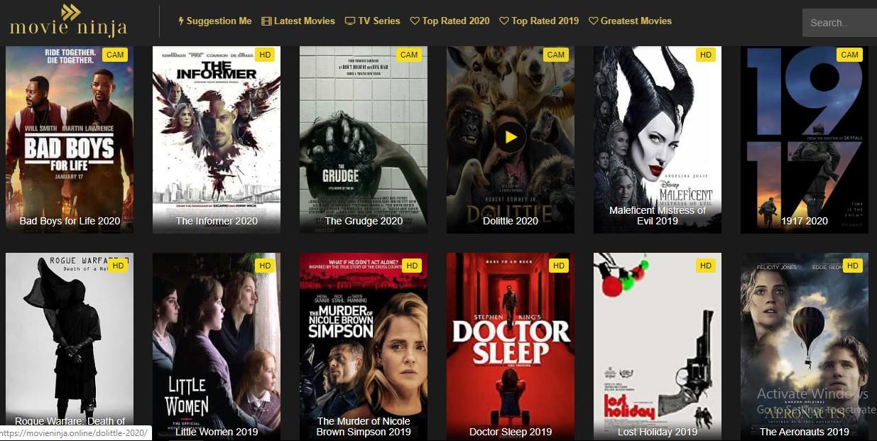 Movieninja-online