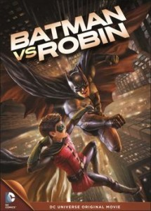 batman Vs. robin movie