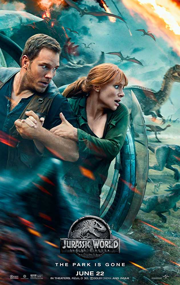 Public Jurassic World: Fallen Kingdom )